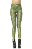 Leggings donna Ripple Animale Close-fitting Classique in Spandex