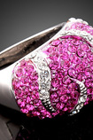 Anello Luxurious Rhinestone donne Lega Luxurious