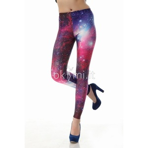 grande immagine 1 Leggings Close-fitting di Polyester in Spandex Casuale
